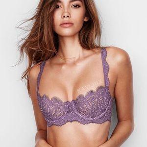 Victoria's Secret Wicked Uplift Unlined Demi Bra